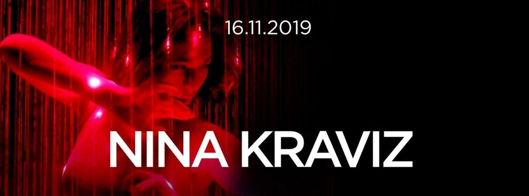 Neon presents Nina Kraviz at Spazio900-Eventplakat