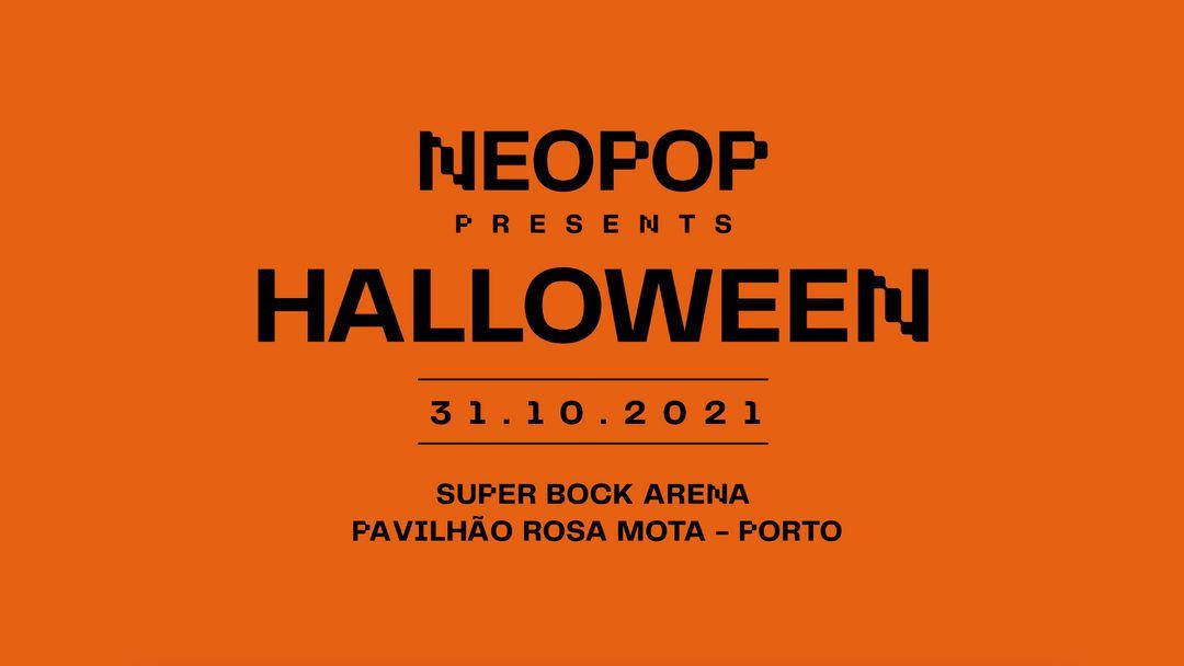 Cartel del evento Neopop presents Halloween with Solomun & Nina Kravitz