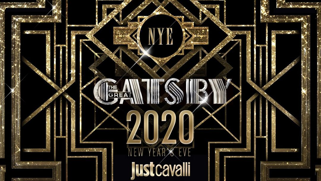 Cartel del evento NEW YEAR'S EVE 2020 - THE GREAT GATSBY
