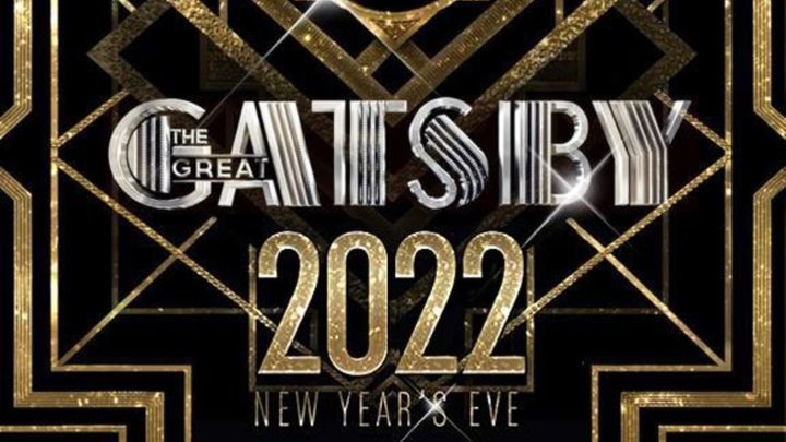 Cover for event: NEW YEAR'S EVE 2022 - THE GREAT GATSBY