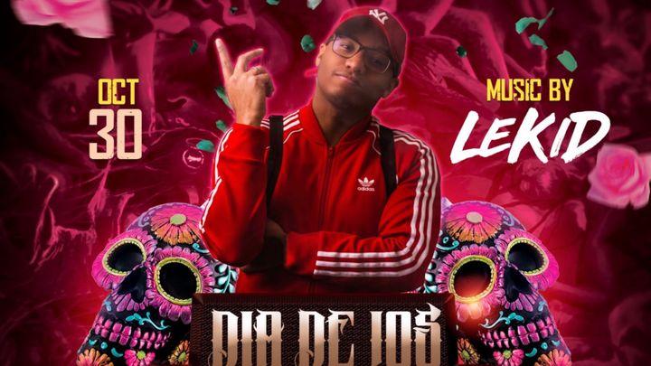 Cover for event: Noche de los muertos