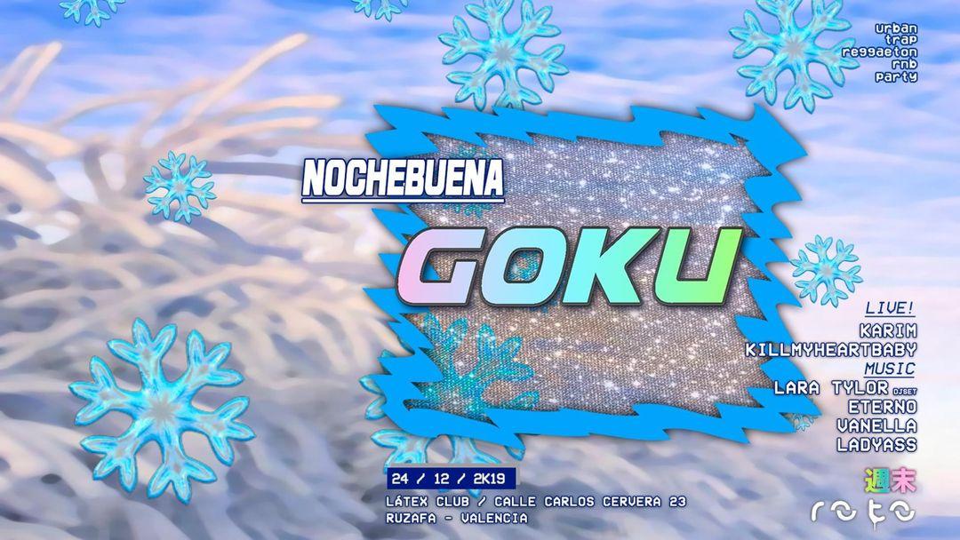 NOCHEBUENA GOKU en ROTO  event cover