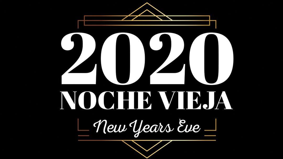 Cartel del evento NOCHEVIEJA 2020   JOY ESLAVA