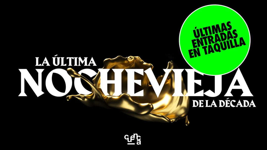 NOCHEVIEJA 3 SALAS: #CUENCAclub event cover