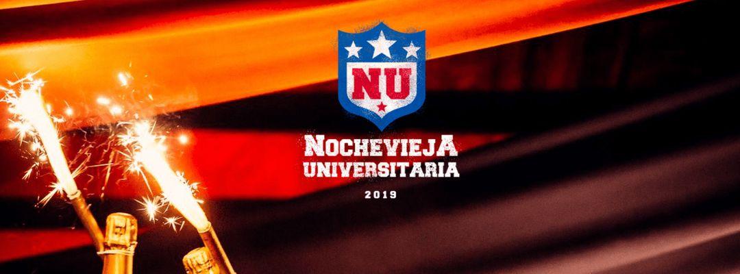 Nochevieja Universitaria 2019 event cover