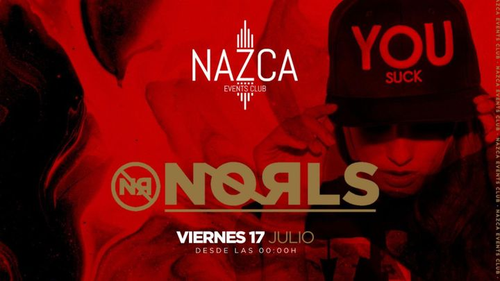 Cover for event: NORLS 17 JULIO