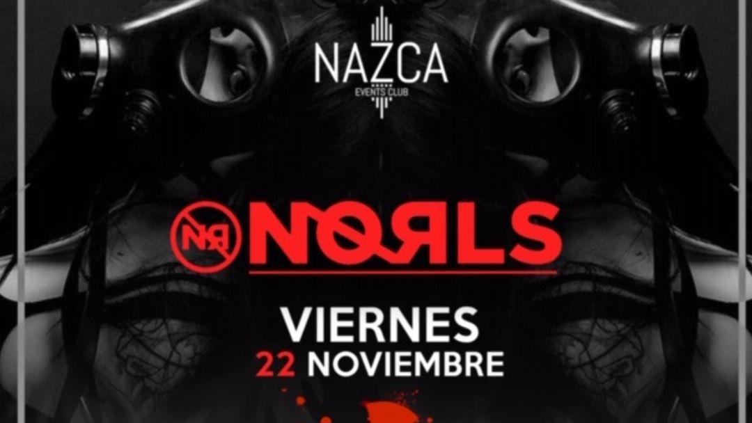 Capa do evento NORLS viernes 22 noviembre