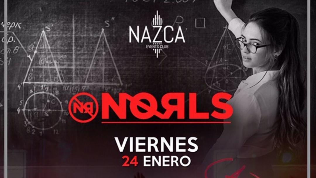NORLS viernes 24 enero event cover