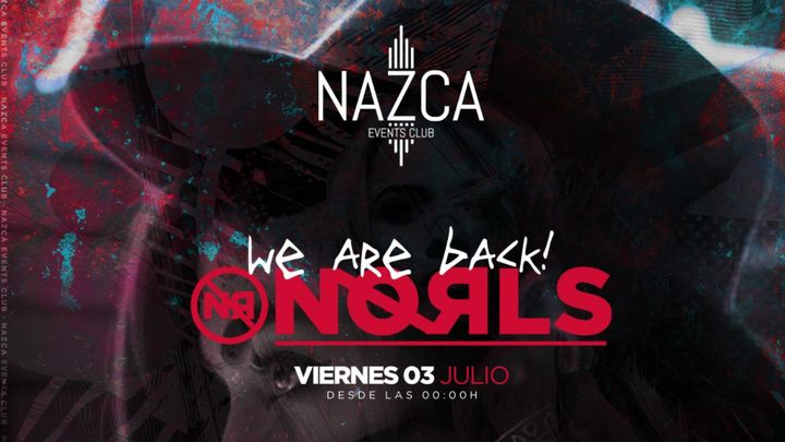 Cover for event: NORLS VIERNES 3 JULIO