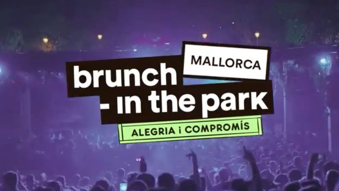 Copertina evento Brunch in the Park - Mallorca