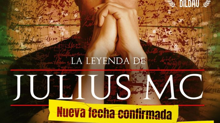 Cover for event: [NUEVA FECHA] - REMEMBER PARADISE: LA LEYENDA DE JULIUS MC
