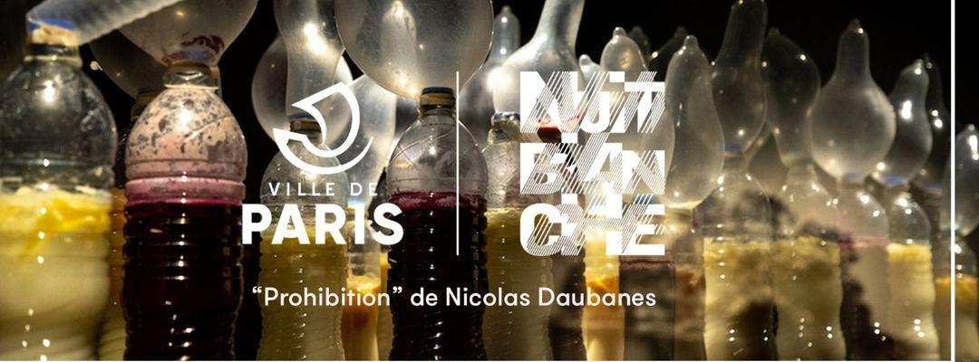 Nuit blanche à la folie 2019 event cover