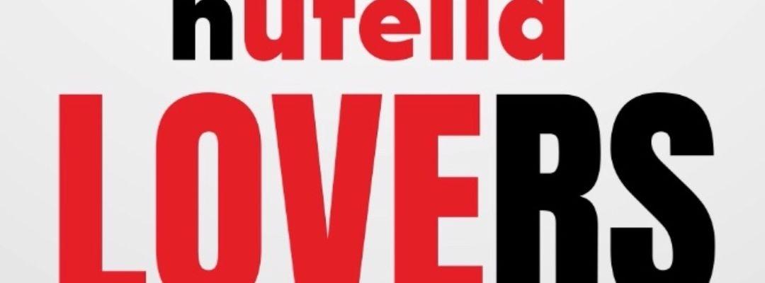 Nutella Lovers - Insanity-Eventplakat