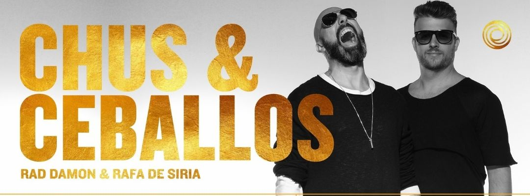 Copertina evento Oceans Nightclub Presents Chus & Ceballos - Private Room
