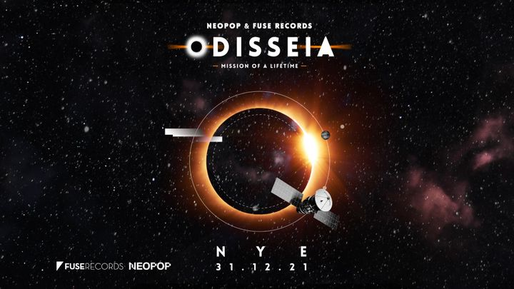 Cover for event: Odisseia NYE 2021/2022 presented by Neopop & Fuse Records