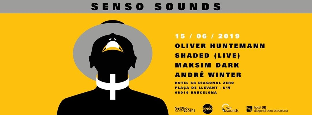 Cartel del evento Oliver Huntemann presents: Pool Party in Barcelona Off Week