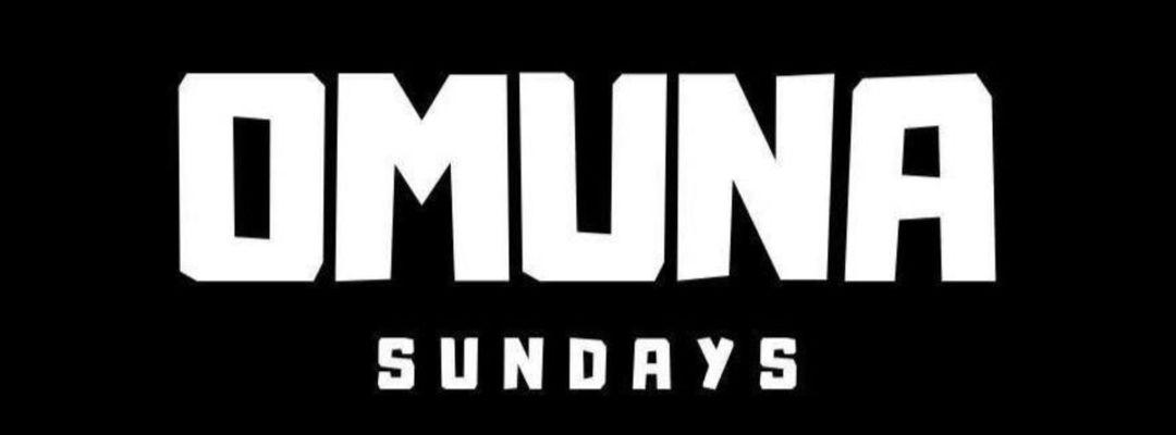 Cartel del evento Omuna Sundays