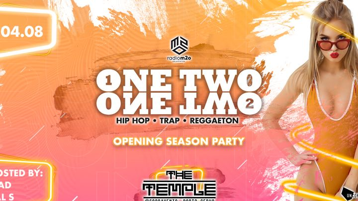 Cover for event: One Two One Two con Wad Dj e Val S