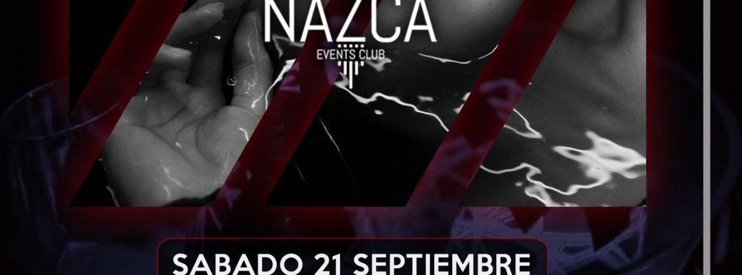 Capa do evento ONLY NAZCA sábado 21 septiembre