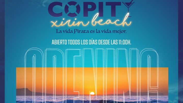 Cover for event: Opening Copity Xirin
