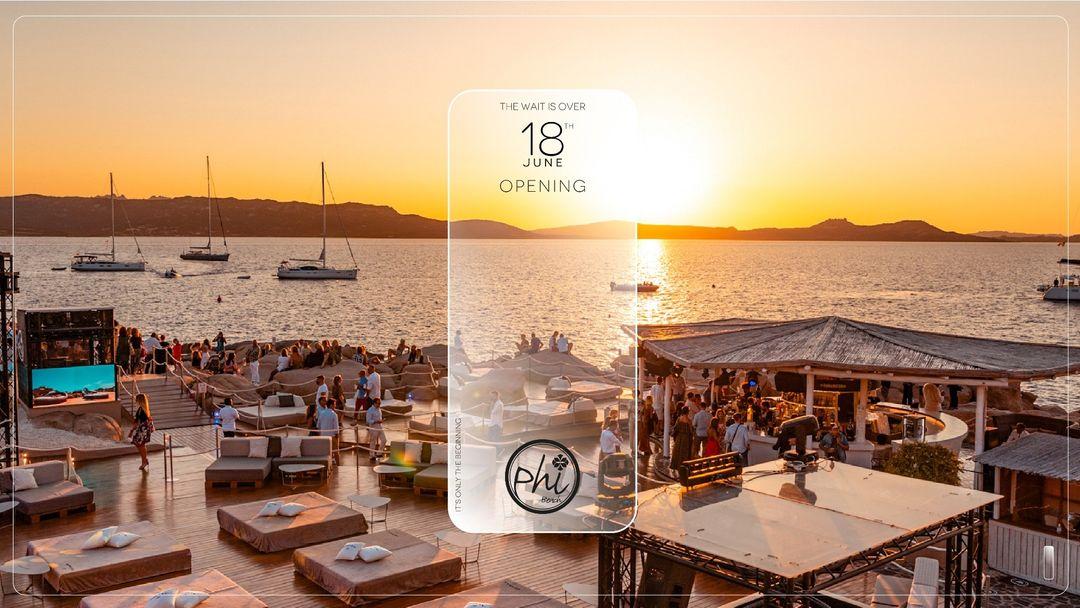 Opening - June 18th-Eventplakat