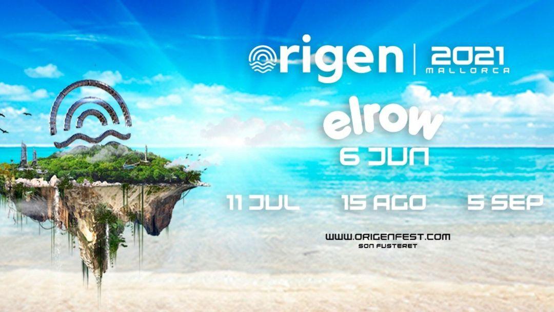 Cartell de l'esdeveniment Origen Fest
