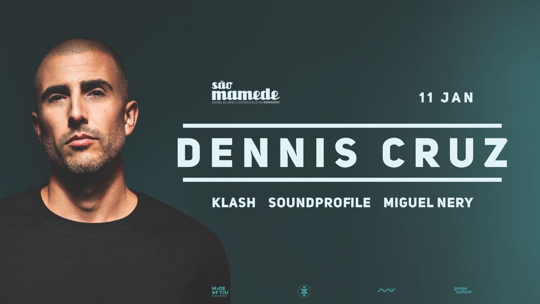 OSI presents: Dennis Cruz-Eventplakat