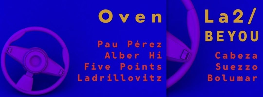 Cartel del evento Oven & Beyou Preopening Party