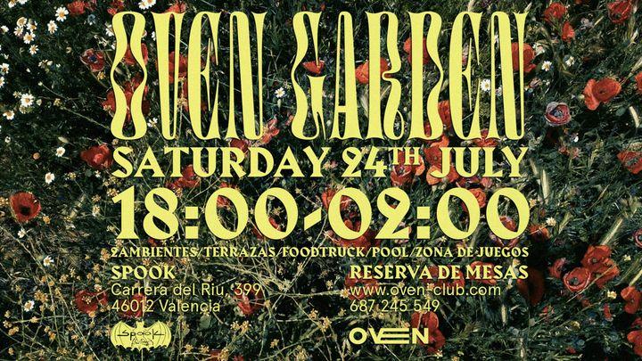 Cover for event: OVEN GARDEN - LA3PARK