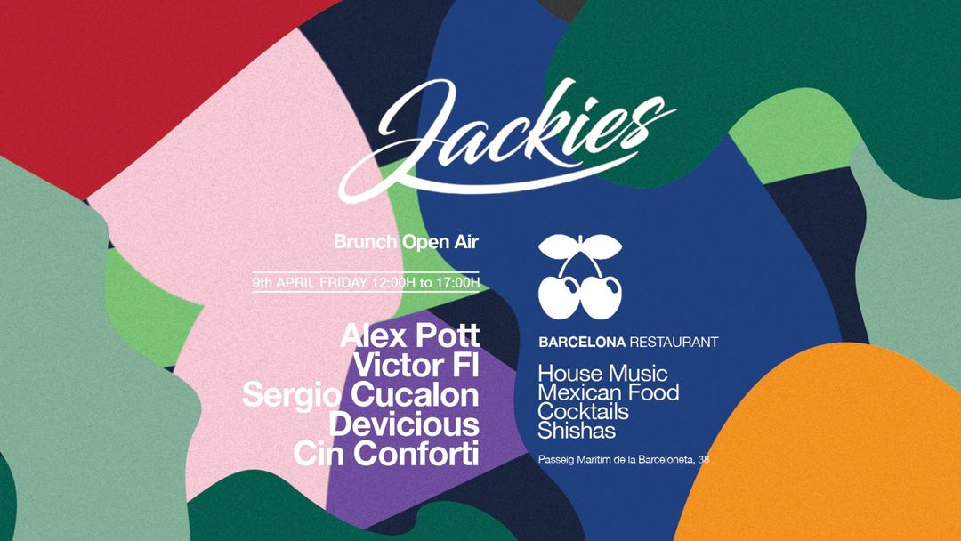 Pacha Barcelona pres. Jackies event cover