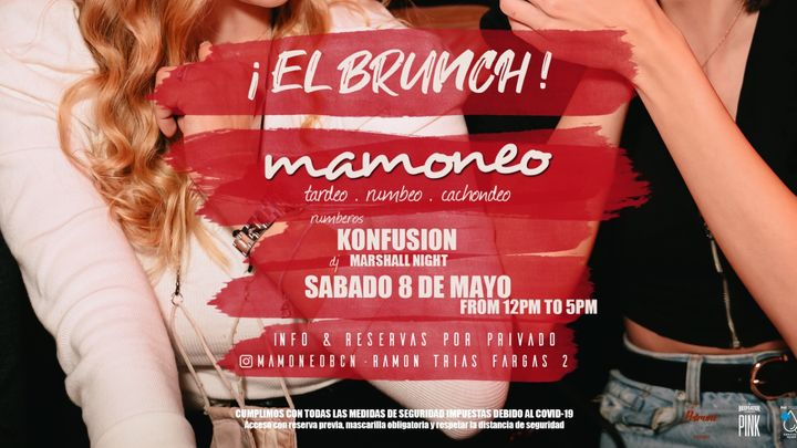 Cover for event: Pacha Barcelona pres. MAMONEO