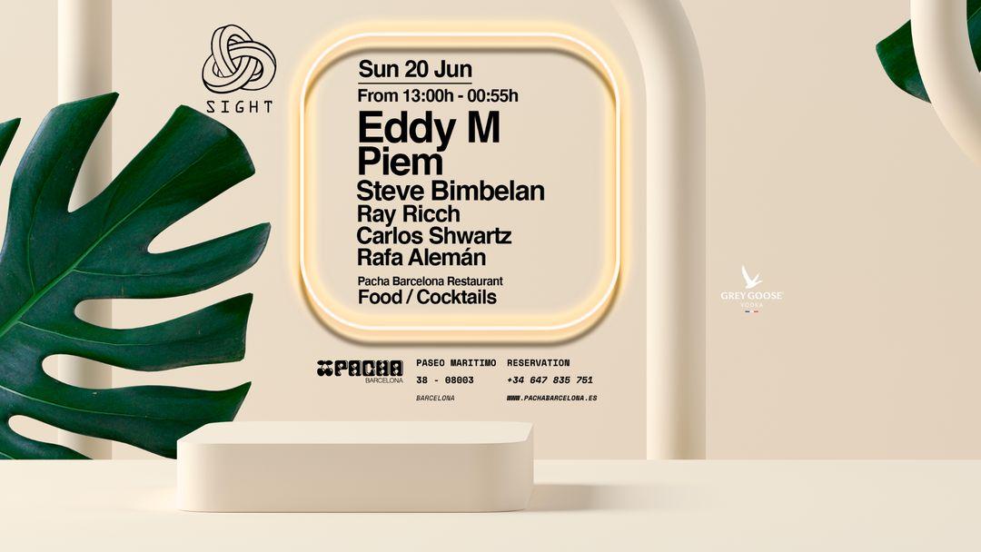 Eventos Pacha Club Barcelona domingo 20 de junio de 2021