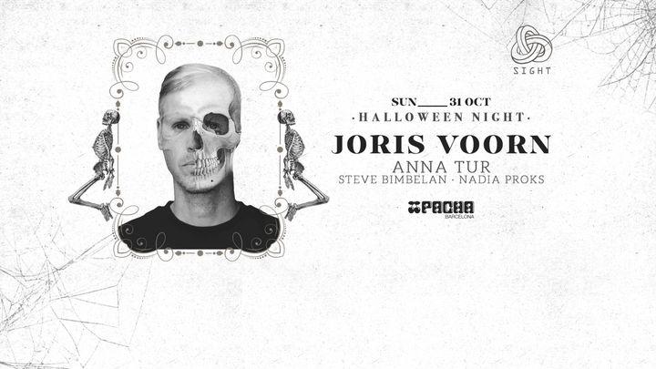 Cover for event: Pacha Barcelona pres. SIGHT Halloween Edition w/ Joris Voorn, Anna Tur, Steve Bimbelan & Nadia Proks