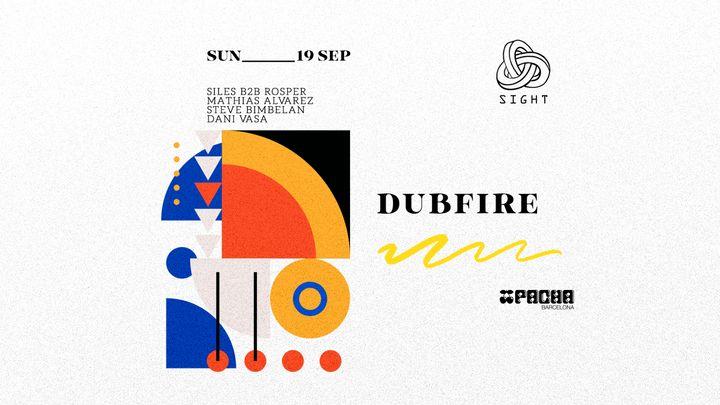 Cover for event: Pacha Barcelona pres. SIGHT w/ Dubfire, Siles b2b Rosper, Mathias Alvarez, Steve Bimbelan & Dani Vasa