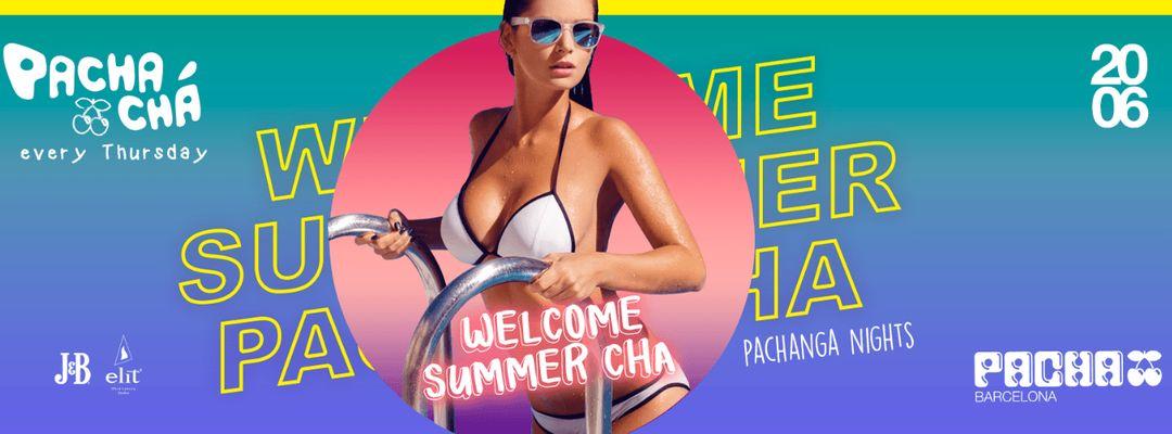 Pacha-Chá | Every Thursday-Eventplakat