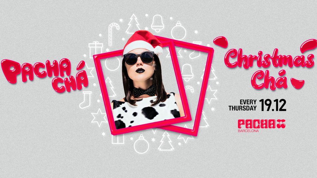 Capa do evento Pacha-Chá   Every Thursday