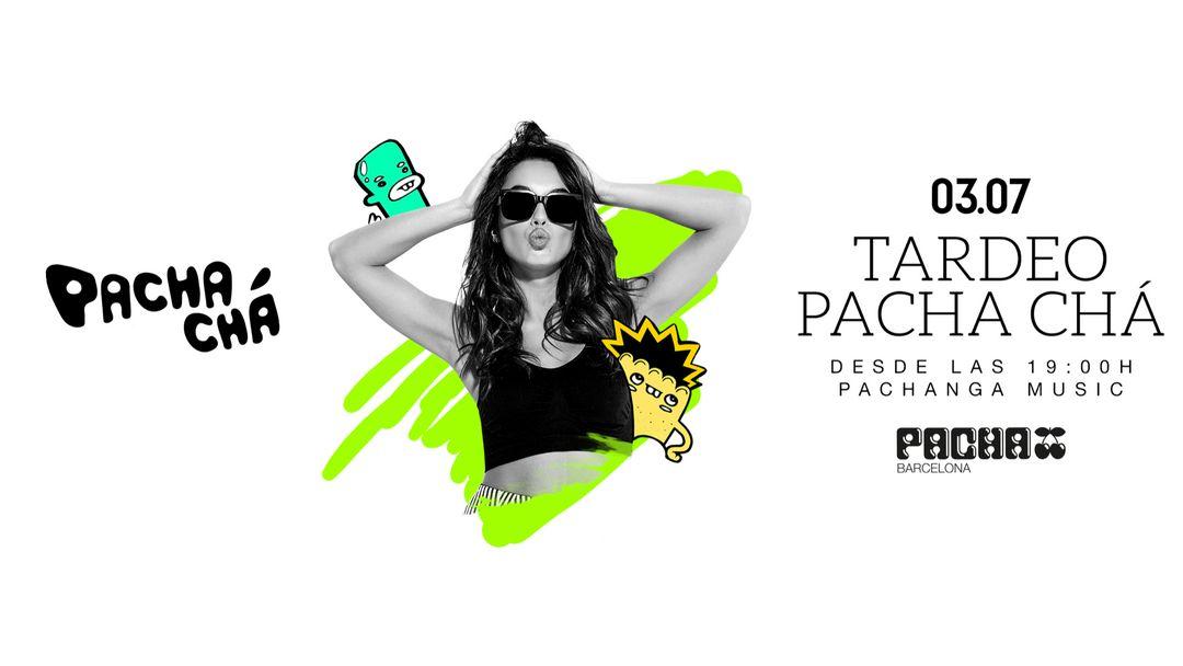 Pacha-Chá | Tardeo event cover