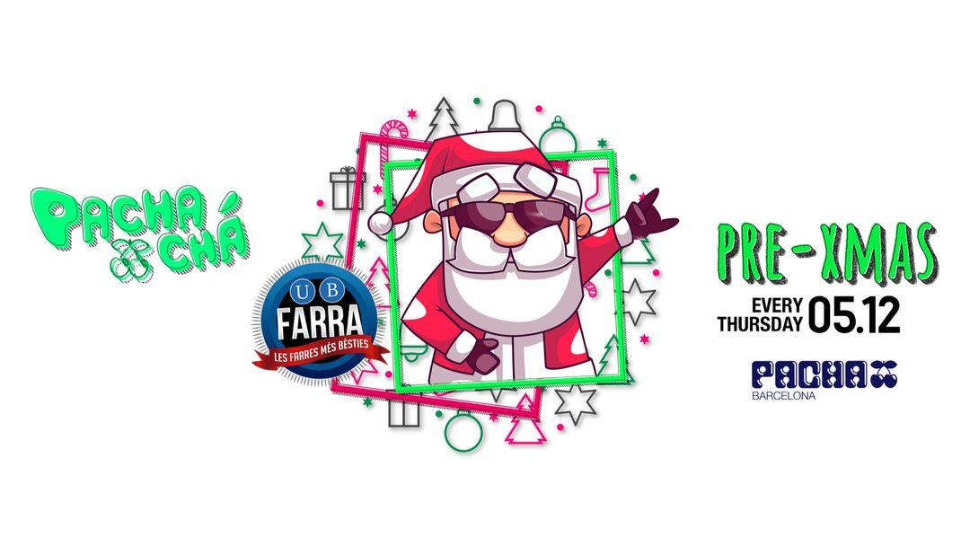 Pacha-Chá | UBFARRA event cover