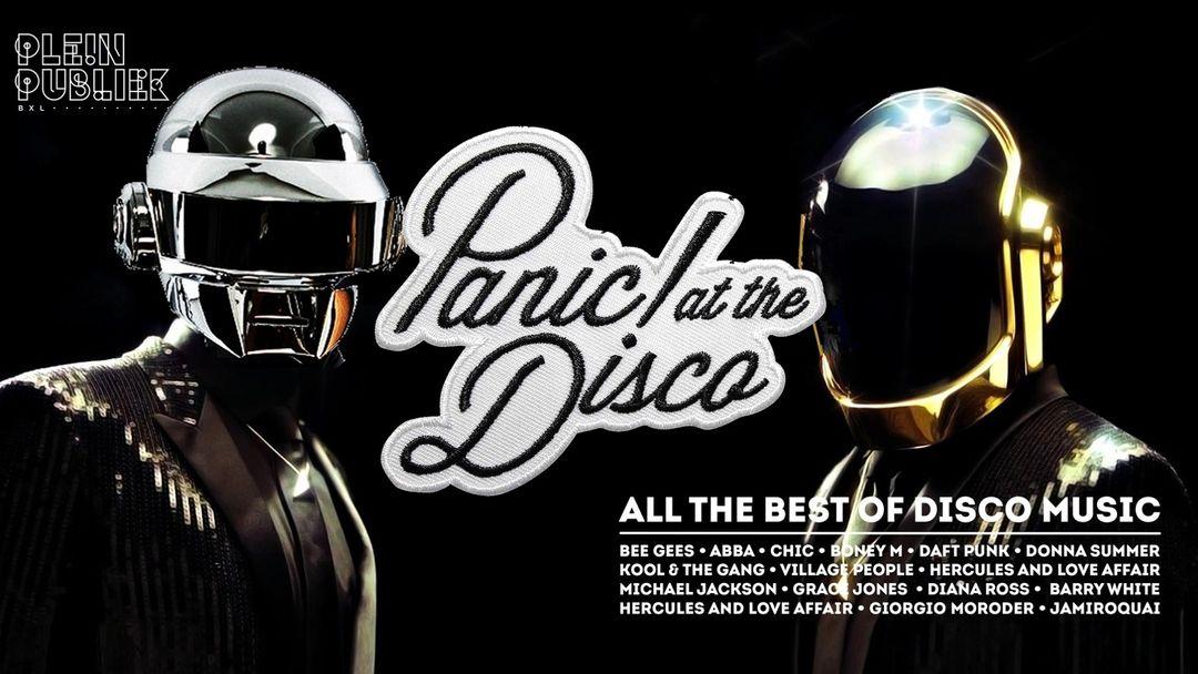 Capa do evento ✿ Panic at the Disco ✿