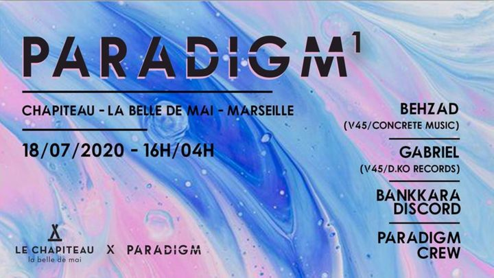 Cover for event: Paradigm PARTY #1