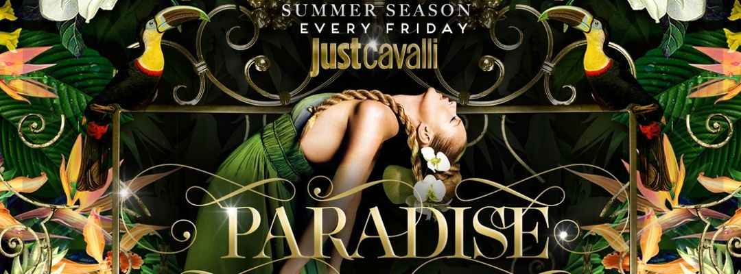 Copertina evento PARADISE - FRIDAY NIGHT