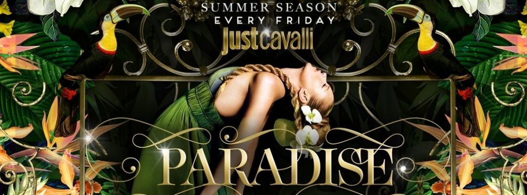 PARADISE - FRIDAY NIGHT event cover