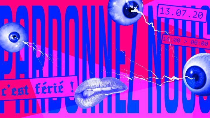 Cover for event: Pardonnez-nous, c'est férié