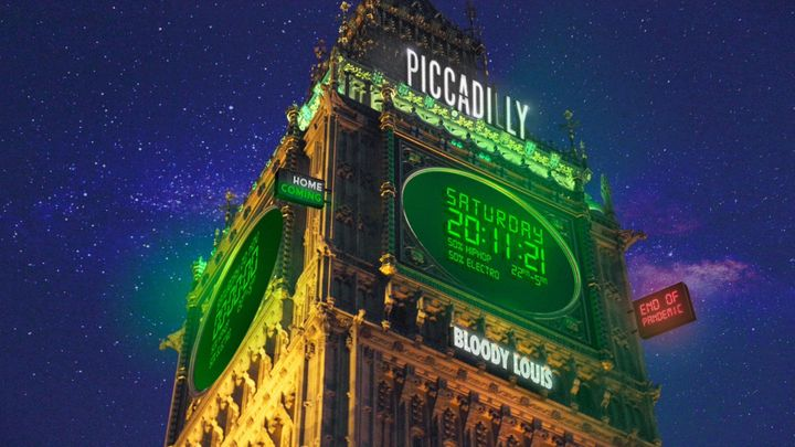Cover for event: PICCADILLY ○ HOMECOMING