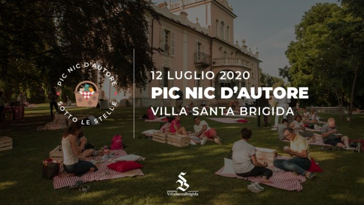 Cover for event: Picnic d'autore | Villa Santa Brigida