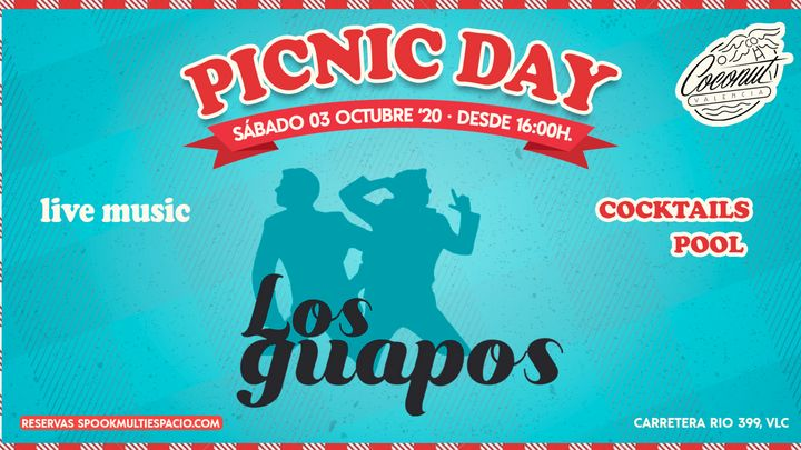 Cover for event: Picnic Day - Coconut