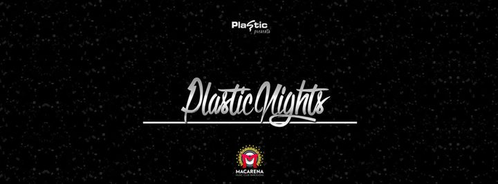 Cover for event: Plastic Night