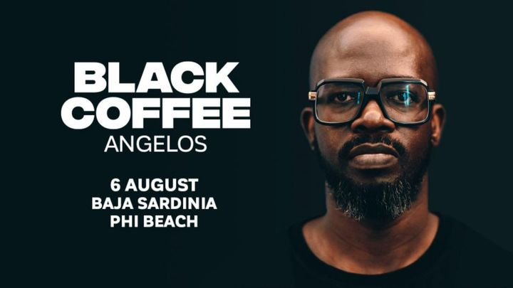 Cover for event: Black Coffee - August 6th