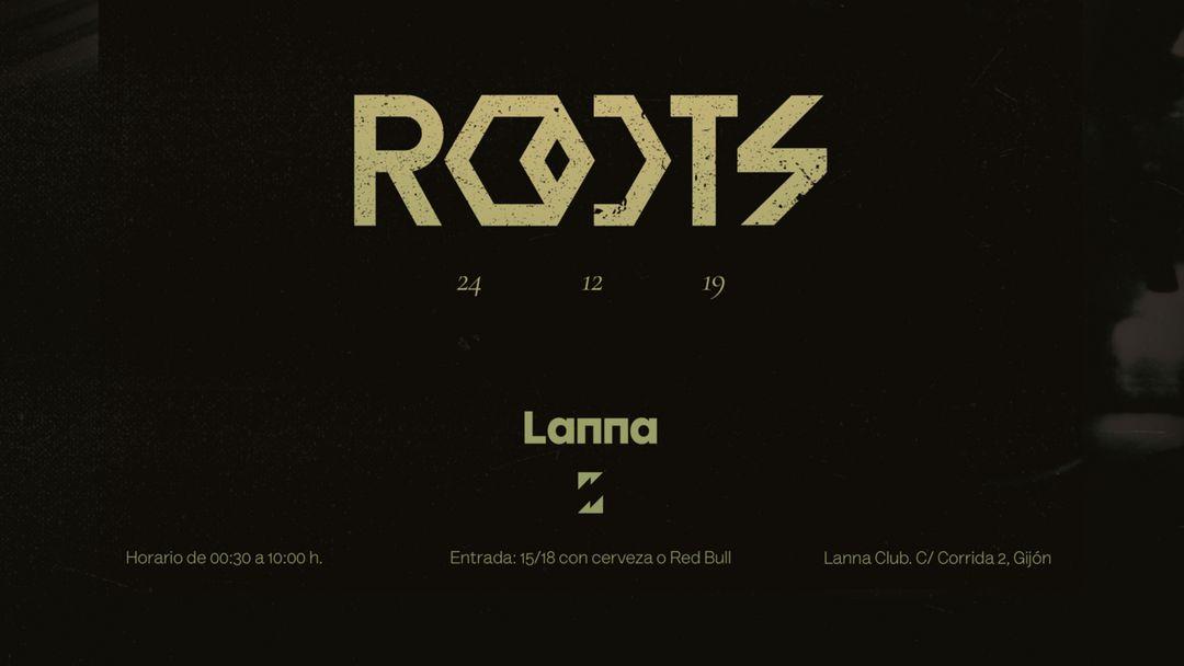 Cartel del evento Pole Group presenta Roots.