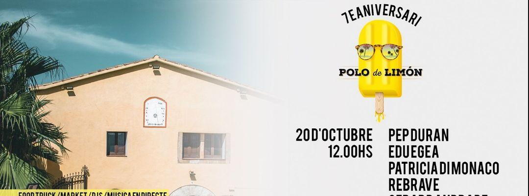 Cartel del evento Polo de Limon - 7º Aniversari